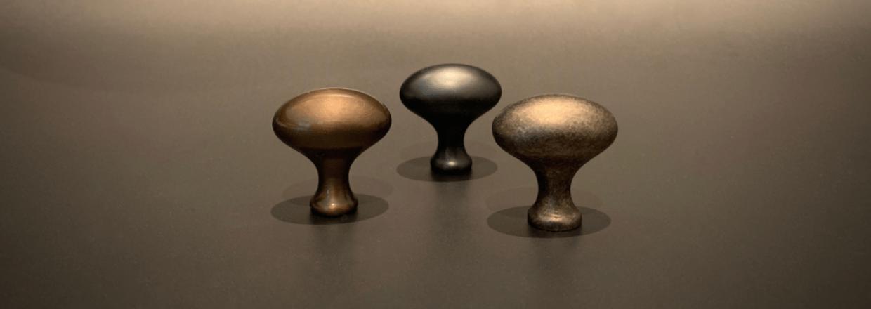 Skab fornyelse med nye møbelknopper
