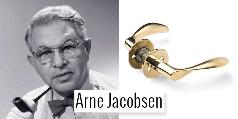 Arne Jacobsen dørgreb