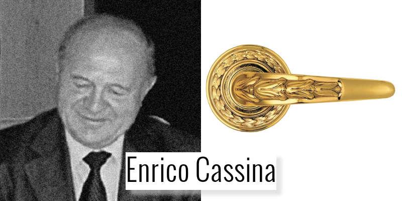 Enrico Cassina dørgreb