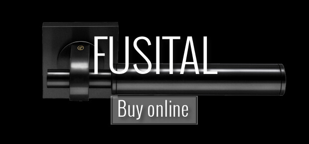 Fusital design door handle