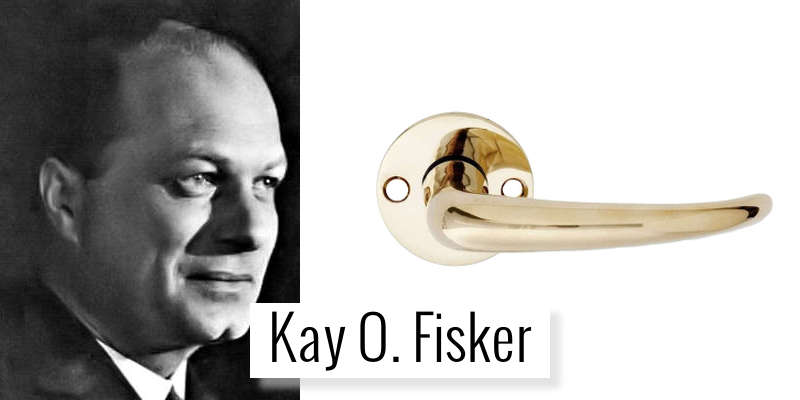 Kay Otto Fisker dørgreb