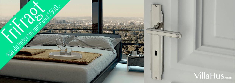 Dørgreb og dørhåndtag - Mere end 1.000 forskellige