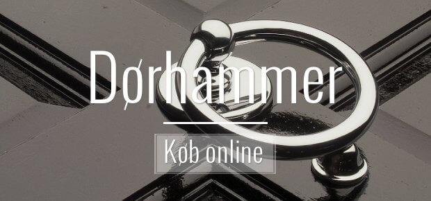 Dørhammer - Køb dørhammere online