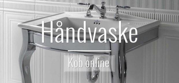 Håndvaske - zink - kobber - porcelæn