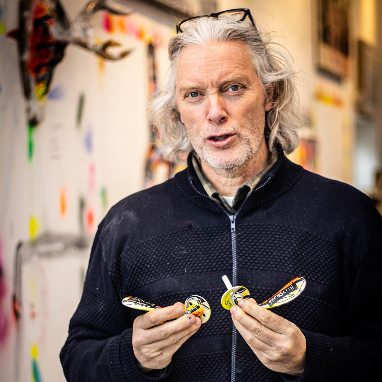 Kristian von Hornsleth - Arne Jacobsen door handle - Villahus