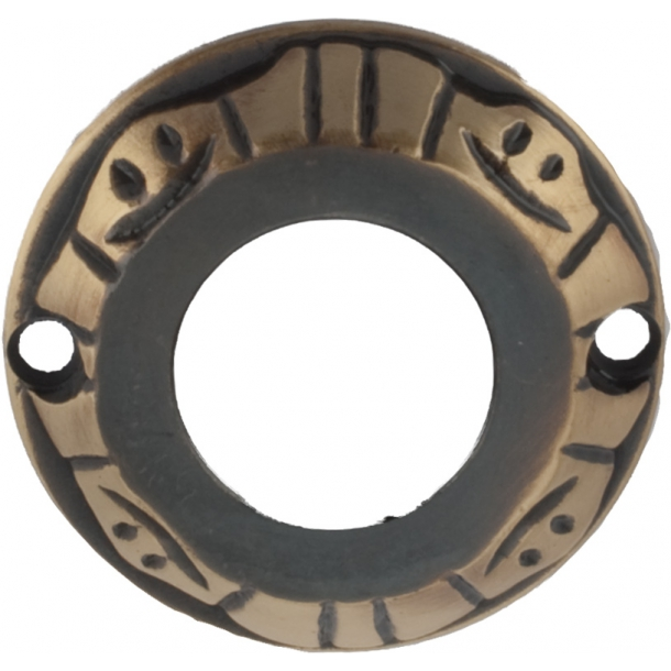 Cylinderring 1472/R Rund cylinder Antik
