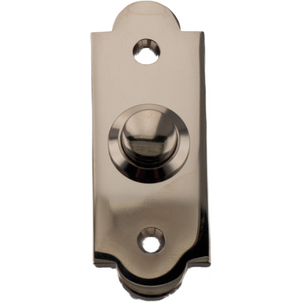 Bell push - Nickel - Model 547-1 Single