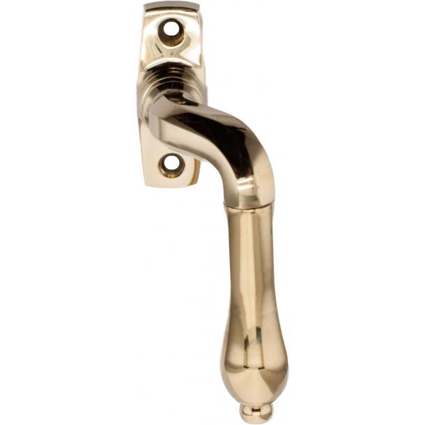 Espagnolette Right - Brass
