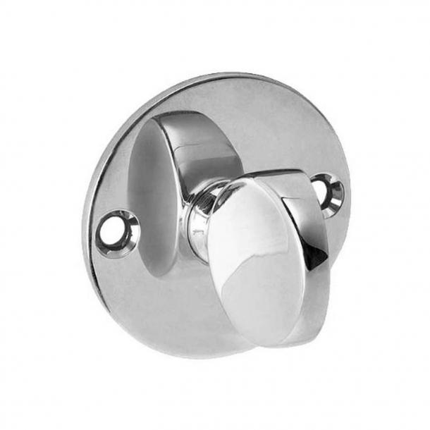 Arne Jacobsen Thumb turn - Polished chrome