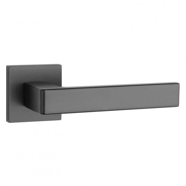 Aprile Door handle - Black - Model Sulla Q