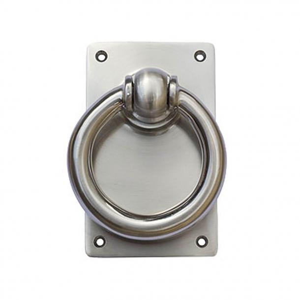 Door knocker ring 251, Nickel satin (202701)