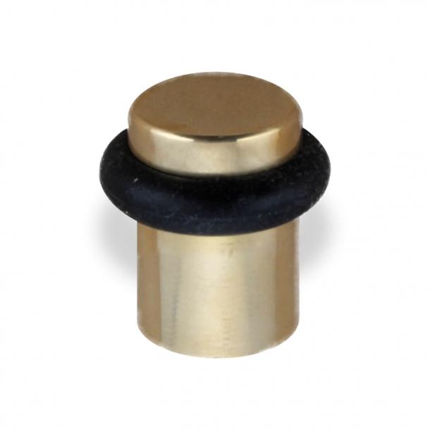 Dørstopper 330 - Messing uden lak - 40 mm
