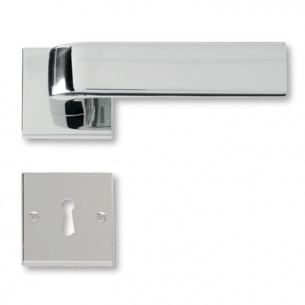 Door handle interior Polished chrome - 1930 - C05411