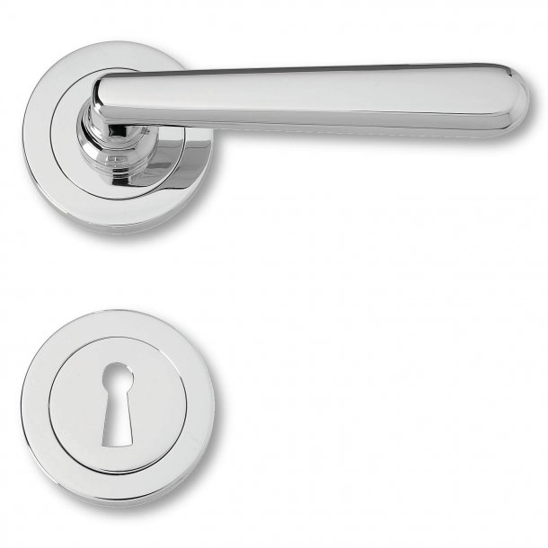Door handle interior chrome - XX Century - model 480291