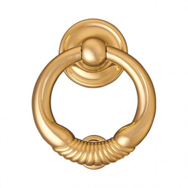 Dørhammer ring 700, Messing, 125 mm (700-125)