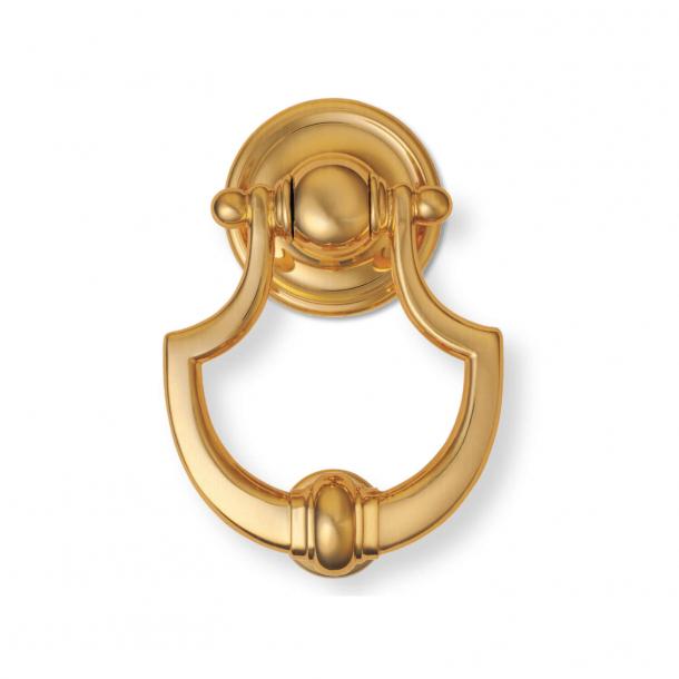 Door knocker, Shields, Brass, 130 mm, Model 702