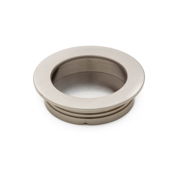 Sliding Bowl 595 40 Nickel Satin 40x35x10mm