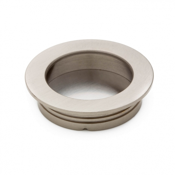 Sliding Bowl 595 50 Nickel Satin 48x40x10mm
