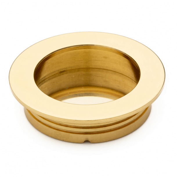 Sliding Bowl - Polished Brass - 60 mm
