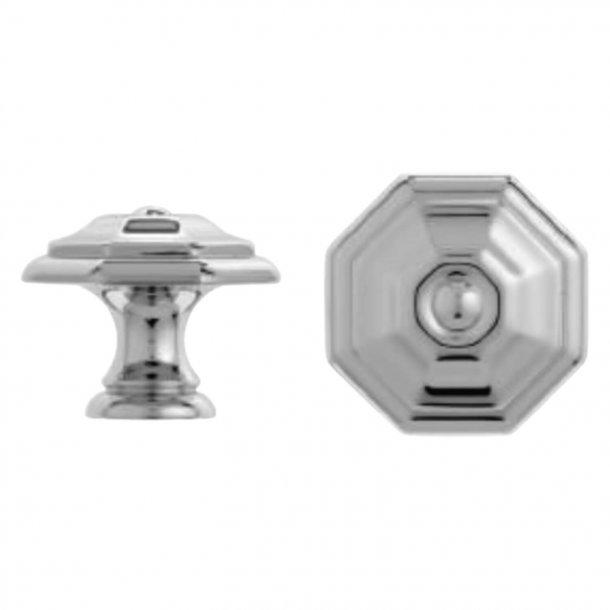 Møbelknop 145 - Krom - 25 mm