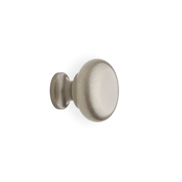 Furniture knob 100 - Satin nickel - 20 mm