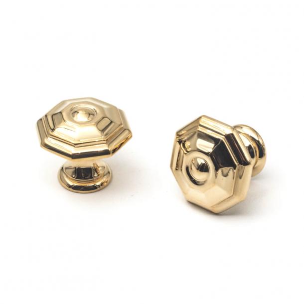 Cabinet knobs 145 - Omporro - Brass - 25 mm