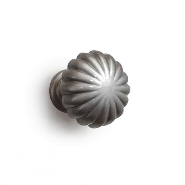 Gałki 168 - Szczotkowany nikiel - Enrico Cassina - 26 mm