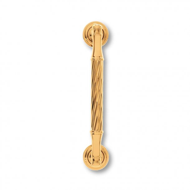Pull handle C17350 - Brass - XX Century - 251 mm