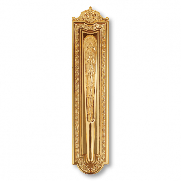 Pull handle 715 - Brass - First Empire - 381 mm