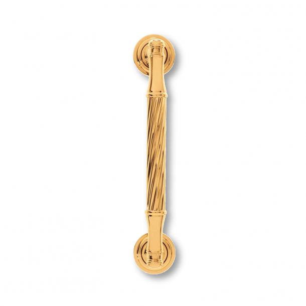 Uchwyt do drzwi C17350 - Mosiądz - XX wiek - 251 mm