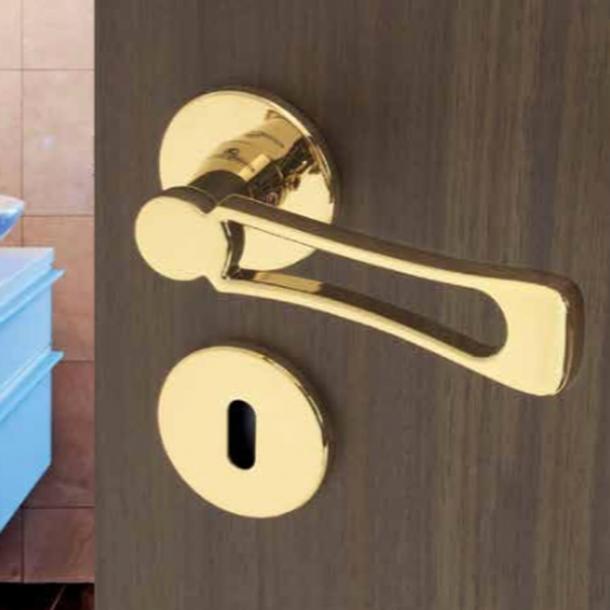 Dørgreb indedørs langskilt - Mat krom - Sign Project - model C17510