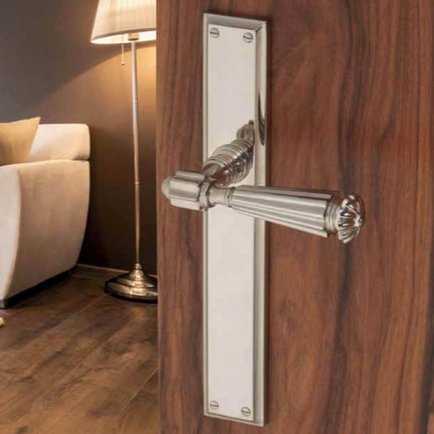 Dørgreb indendørs nikkel langskilt - XX Century - model C07810