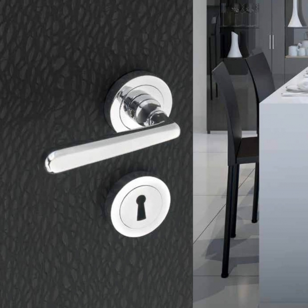 Door handle interior - Chrome - Promotional Price