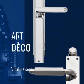 Dørgreb - Art Deco