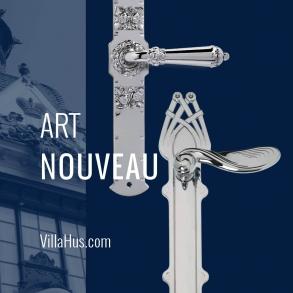 Dørgreb - Art Nouveau