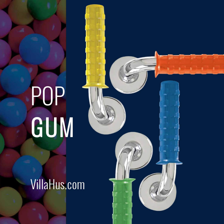 Dørgreb - POP GUM