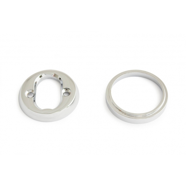 Cylinder ring interior 6-18mm - Chrome (17275)