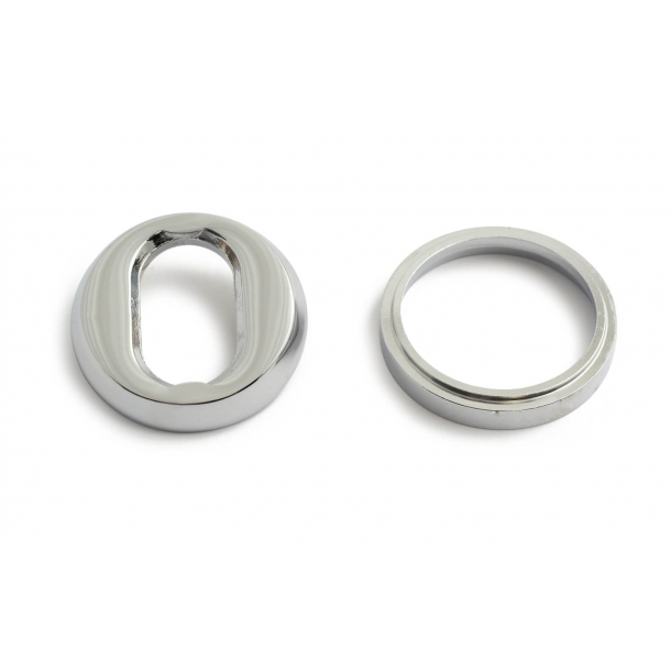 Habo Cylinder ring universell 6-18 mm krom