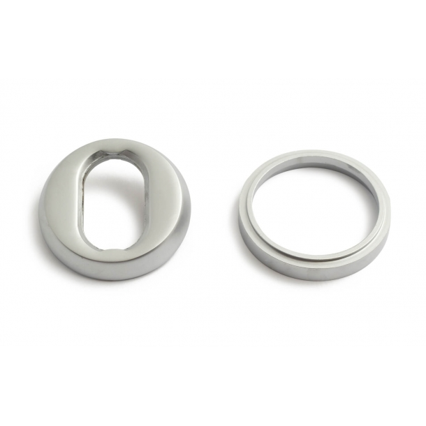 Cylinder Ring universal 6-18mm matt chrome