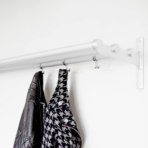 Habo Coat Hooks - High gloss - 2 pcs.