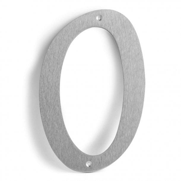 Hausnummern - Essen Chrom - 205 mm