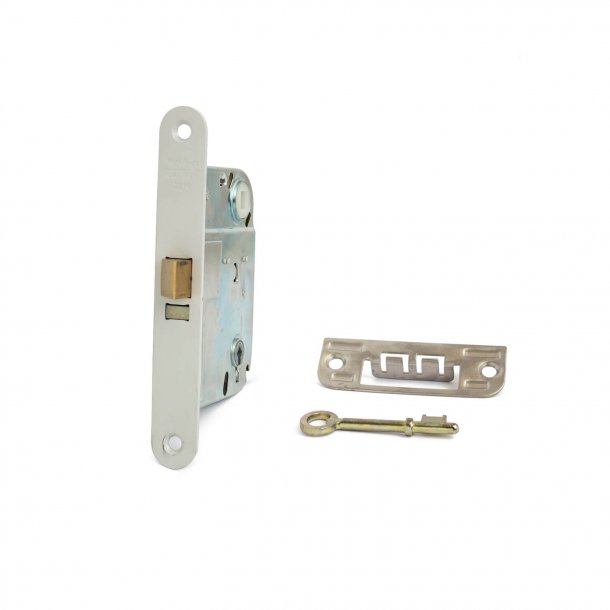 Lock case 62214 galvanized / rf