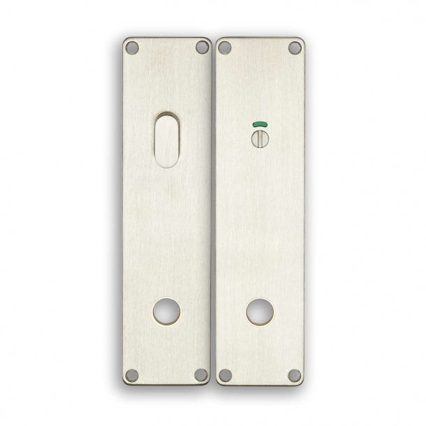 Habo Türgriffe -Backplates WC 316 cc105