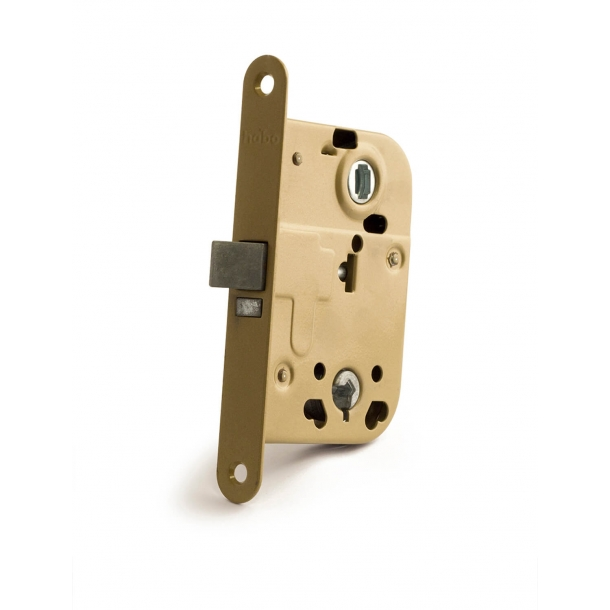 Interior door lock, Gold - Model 2014