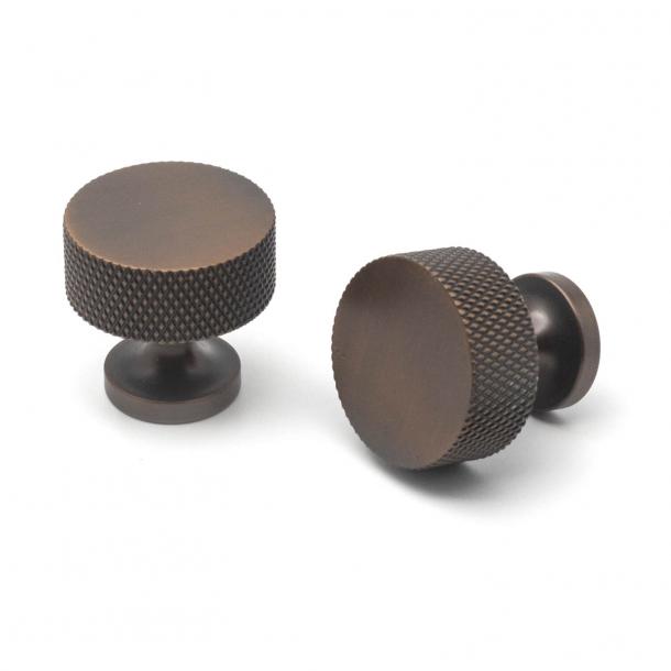 Möbelknopf Lexington - HABO - Bronze - 30 mm