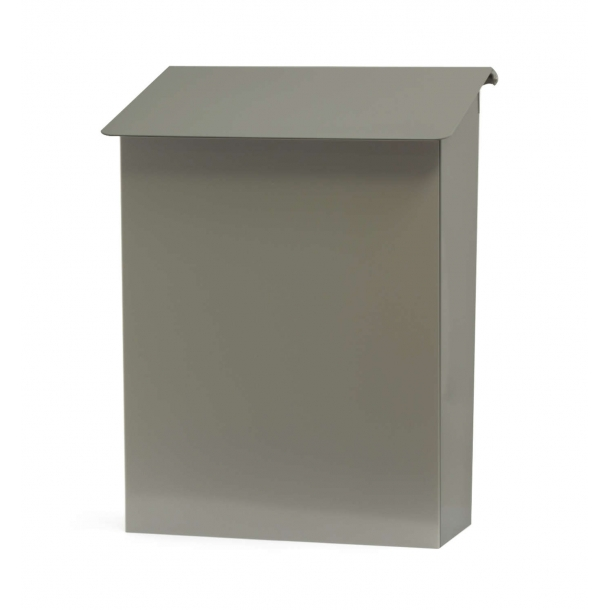 Mailbox 335 x 270 x 130 mm grey