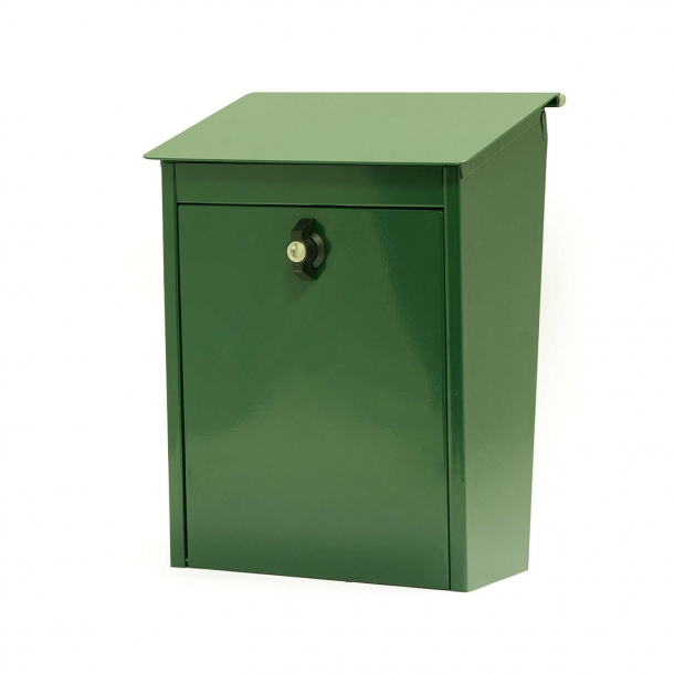 Mailbox 330 x 270 x 130 mm green