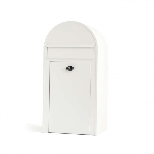 Habo Postkasse 9444 hvid