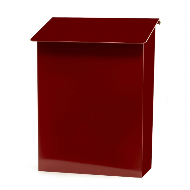 Mailbox 335 x 270 x 130 mm red