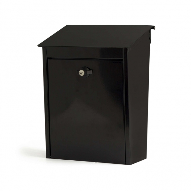 Mailbox 330 x 270 x 130 mm black